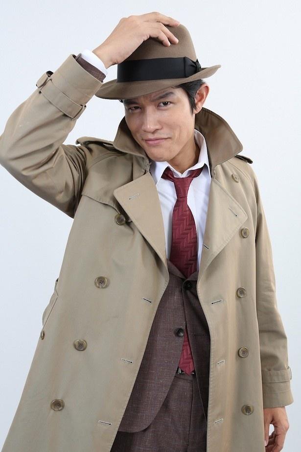 【写真を見る】国民的人気キャラクター・銭形警部に扮(ふん)する主演の鈴木亮平