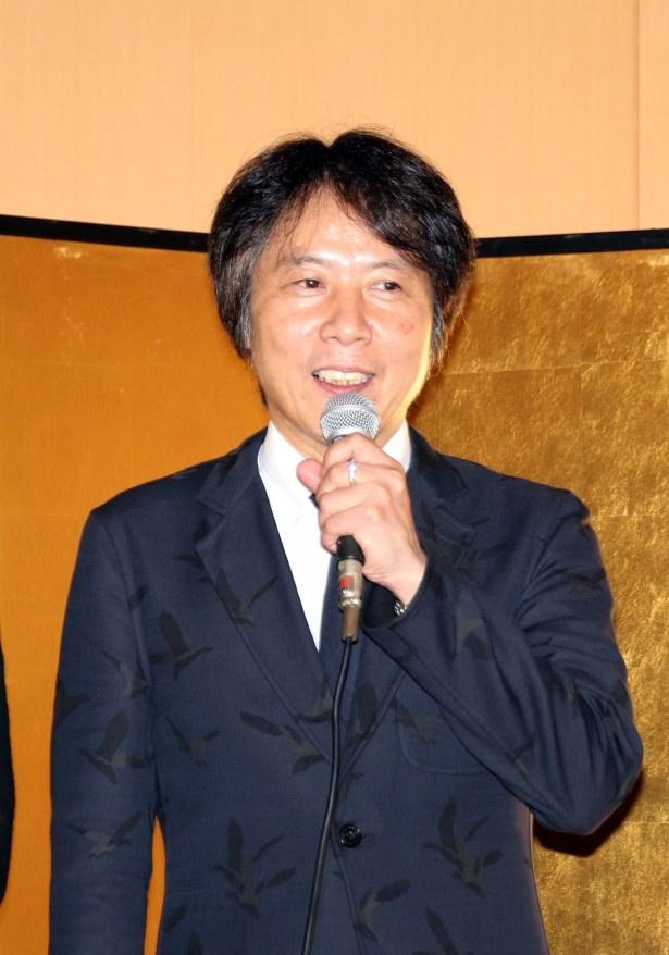 構成・演出を手掛ける岡村俊一氏は「この作品は戦争における正義がテーマです」とコメント