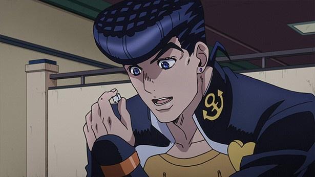 アニメ「ジョジョの奇妙な冒険 ダイヤモンドは砕けない」の第27話『ぼくは宇宙人』。TOKYO MXでは9月30日(金)深夜にオンエア