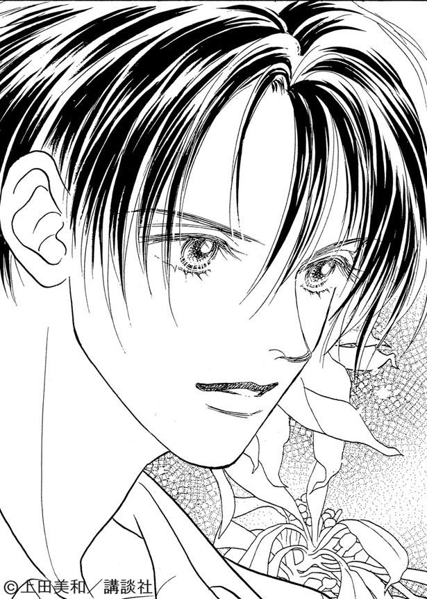 人気キャラクター・カイリを伊野尾が演じる『ピーチガール』