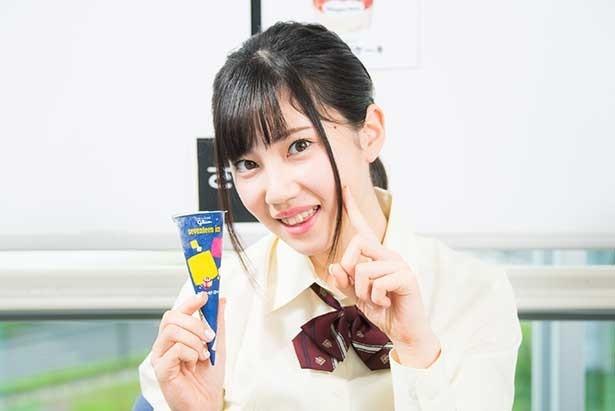 セブンティーンアイスは北川綾巴(撮影時17歳)の為にあるアイス!?
