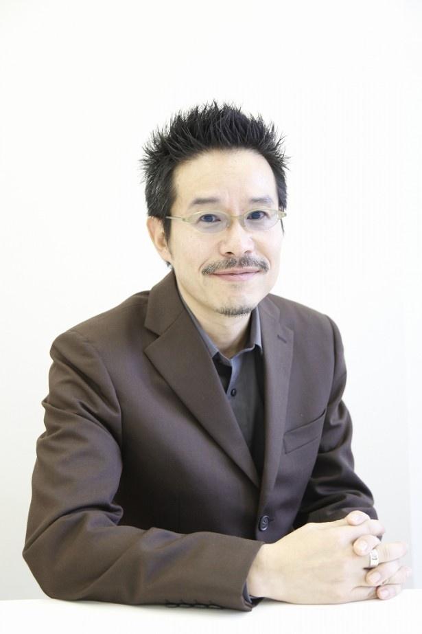 """""""重田ツインズ""""が尊敬するカフェのマスター・御厨三郎役の田口トモロヲ"""