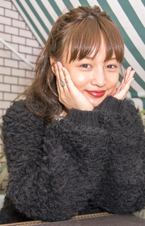 わたなべ麻衣STYLEBOOK「She is my girl」発売を記念したイベントが10月15日に行われる