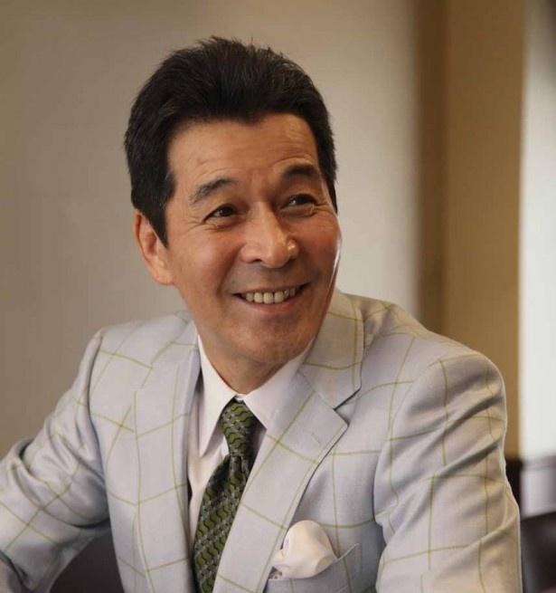 井上順が「真田丸」に織田有楽斎役で出演することが決定!