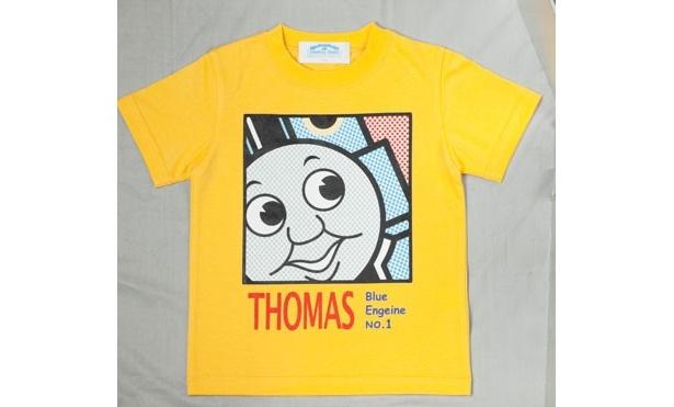 Tシャツ¥1050.サイズは100センチ・110センチ