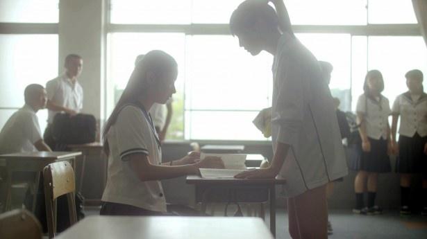二人の女子高校生が織り成す青春ドラマ