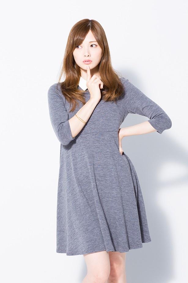 白石麻衣は女性ファッション誌のモデルとしても活躍