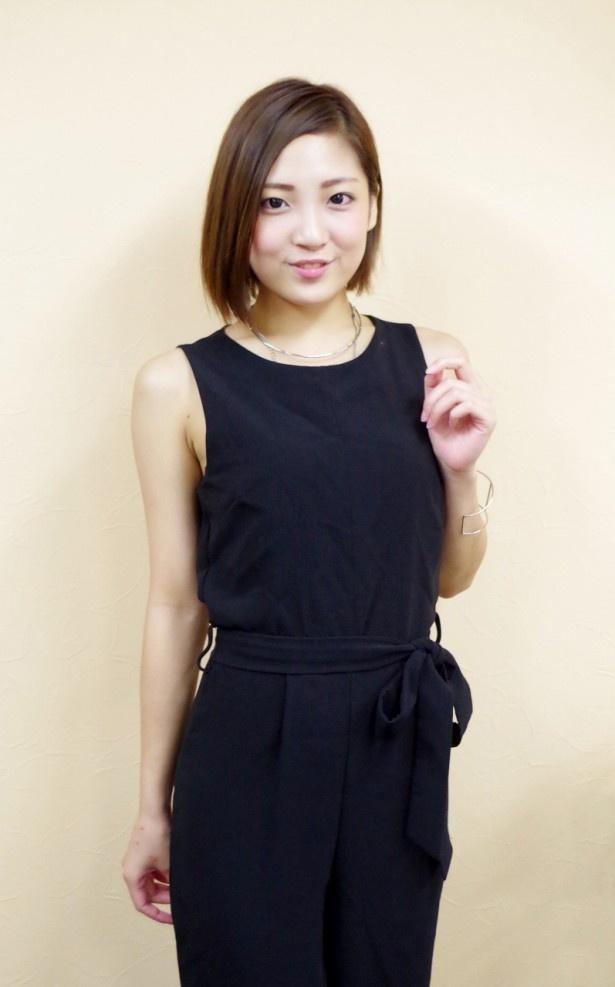 セクシーアイドルユニット・原宿☆バンビーナの広瀬うみ