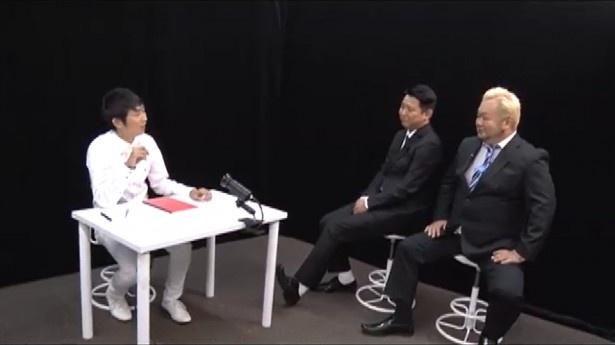 10月3日(月)の「EXD44」でノンスタ石田明が先輩芸人にリアル駄目出し!