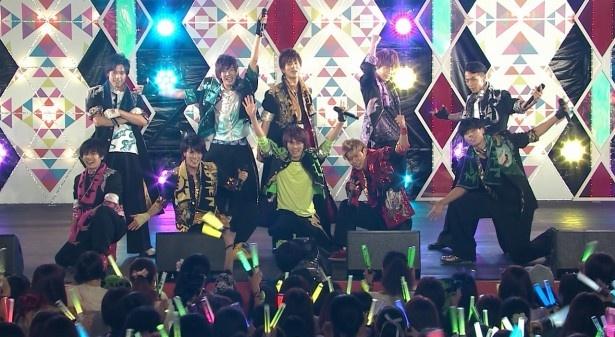 BOYS AND MENの「サマステLIVE」ステージが放送決定!