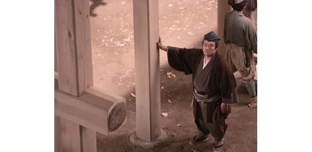 西田敏行演じる、宮番匠の又右衛門