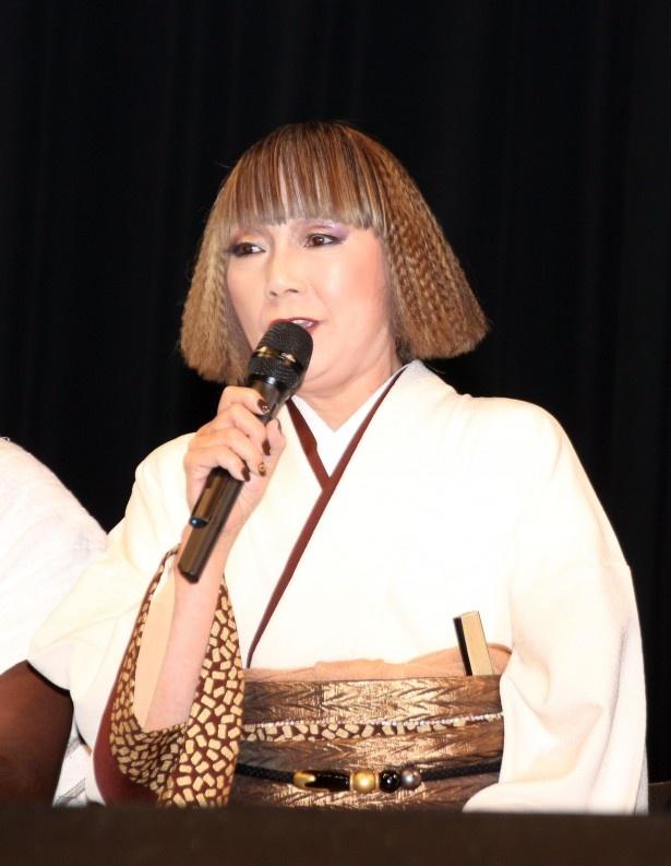 「日本とアフリカ、私はファッションで役に立ちたい」と話す紫藤尚世氏
