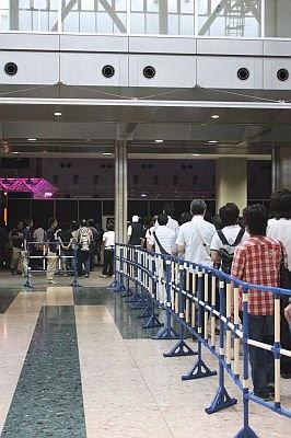 【ガンダムEXPO会場内】