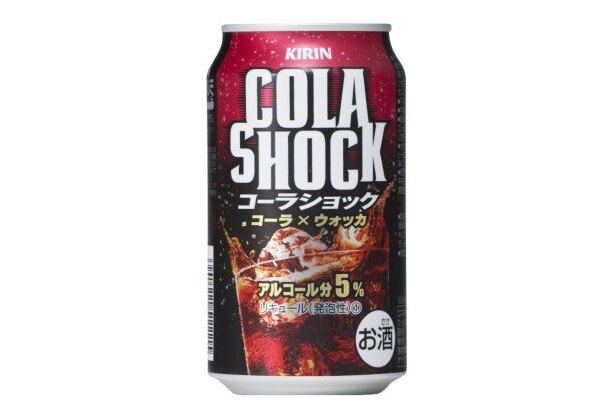 大好評の「キリン コーラショック」(350ml)