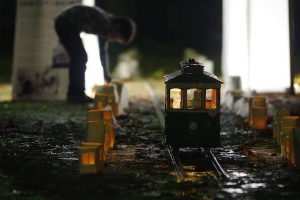 【写真を見る】本年度の照明のコンセプトは、「暮らしから景色へと」