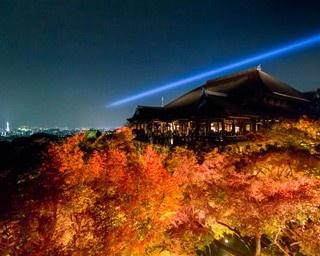 清水寺の紅葉ライトアップを楽しむベストコースはこれ!