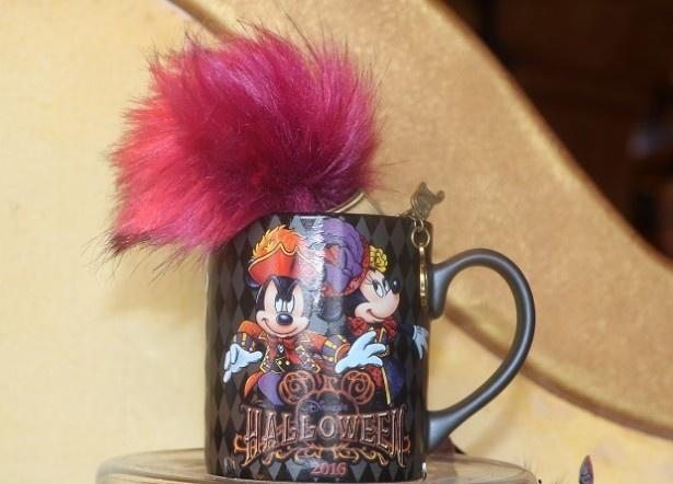 ハロウィーンをイメージしたマグカップ