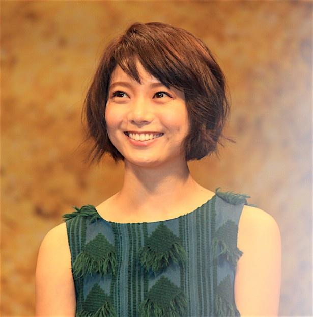 片岡喜子役を演じた森カンナ