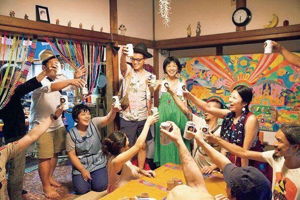 フリーマーケットや手芸などのワークショップを開く人が多いという、「東京おかっぱちゃんハウス」