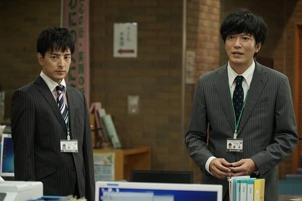 【写真を見る】10月15日(土)に放送される「とげ―」では、倉永晴之(田辺)の上司が逮捕されてしまう!