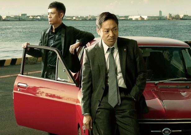 「MOZUスピンオフ―」では、香川照之演じる大杉が刑事を辞めるきっかけとなった事件に深く関わった正体不明の男を不気味に演じ切った。