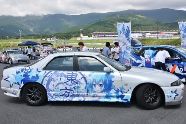 「東方&オールジャンル痛車ミーティング in FSW」出展車 その4