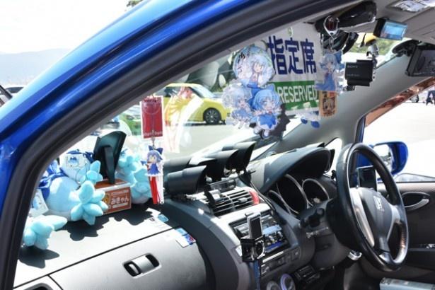 「東方&オールジャンル痛車ミーティング in FSW」出展車 その29