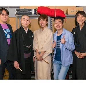 中島ヨシキが「看板のピン」を披露!「声優落語天狗連 第六回」が開催