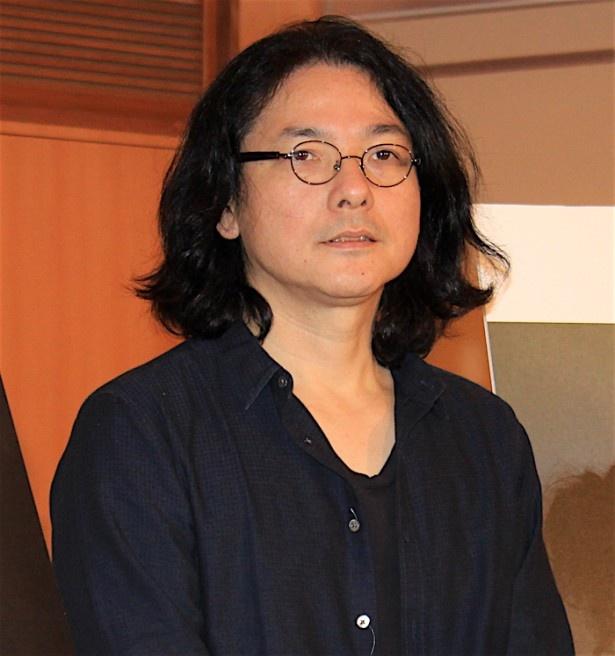 岩井俊二監督、アニメ作りは「絵描きとしての楽しみがある」