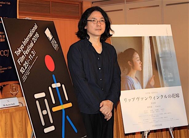 第29回東京国際映画祭で岩井俊二監督の特集「監督特集 岩井俊二」が上映される