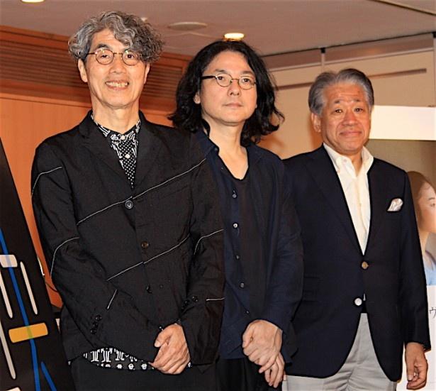 日本外国特派員協会で記者会見が行われた