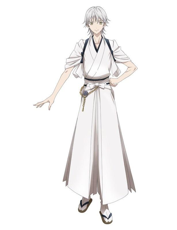 TVアニメ「刀剣乱舞 -花丸-」第2話に登場する新刀剣男子6振りのビジュアルを一挙公開!