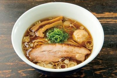 「麺やBar 渦」の「湘南湯麺 雅」(780円)