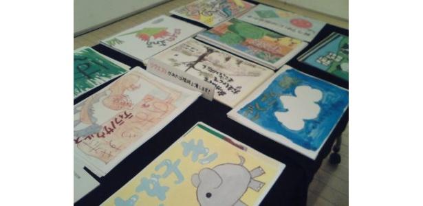 横浜赤レンガ倉庫1号館には、無料では入れる手作りのイベントスペースが! 子供連れにオススメ