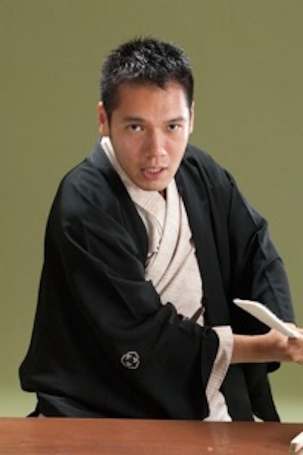 【写真を見る】神田松之丞は、イケメン講談師として人気