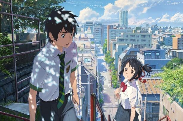 瀧と三葉は、夢から覚めるとお互いの記憶が薄くなってしまう