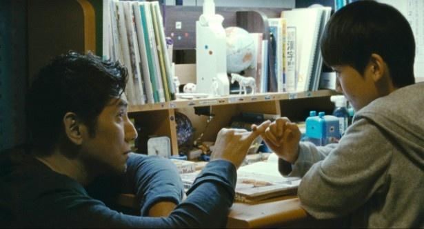 陽一の息子・真平(藤田健心)は幸夫に少しずつ心を開いていく