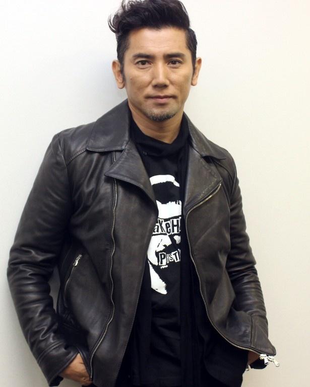 『永い言い訳』で主演を務めた本木雅弘