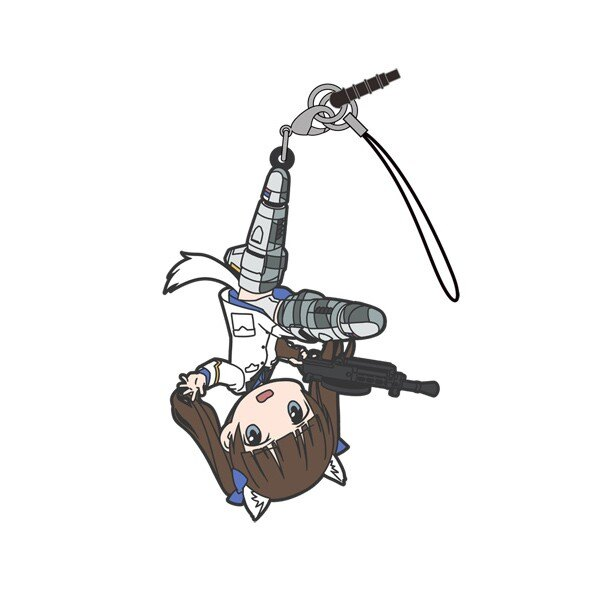 "TVアニメ「ブレイブウィッチーズ」が""つままれ""シリーズに登場!"