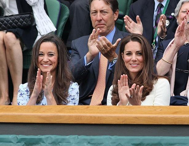 ピッパの結婚式への出席をエリザベス女王に止められたというキャサリン妃