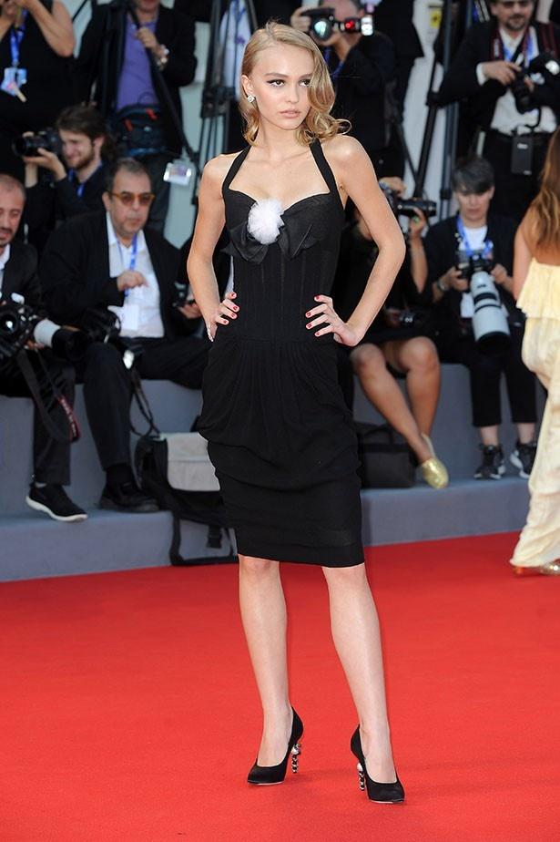 ヴェネチア国際映画祭でも美しいと絶賛されたリリー