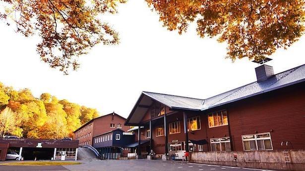 3位 日本の山岳温泉リゾート 新玉川温泉の外観