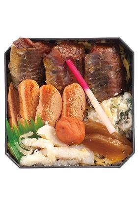 2012年1位:「鱈めし」(新潟県)。スケソウダラを棒状になるまで干したの棒タラを水で戻して甘露煮に