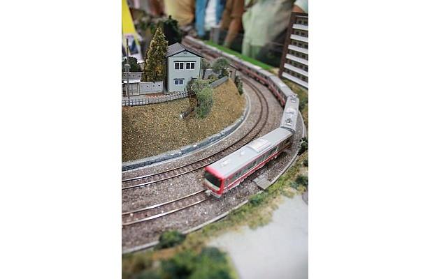 【鉄道模型コンベンションの様子】