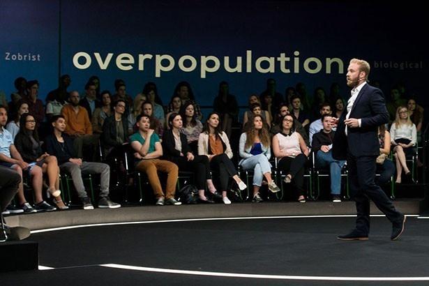 """ゾブリストは""""人口過剰問題""""について説得力抜群の議論を展開する"""