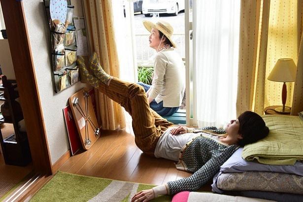 マイペースな暮らしを育む彩と伊藤さん
