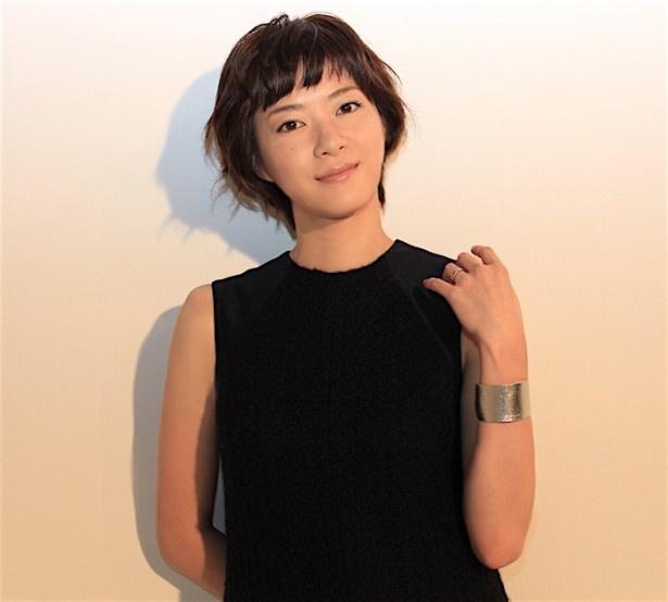 上野樹里のキュートな笑顔!リリー・フランキー、藤竜也との共演を語る