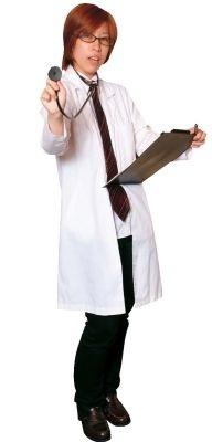 男女共に人気のドクタースタイル
