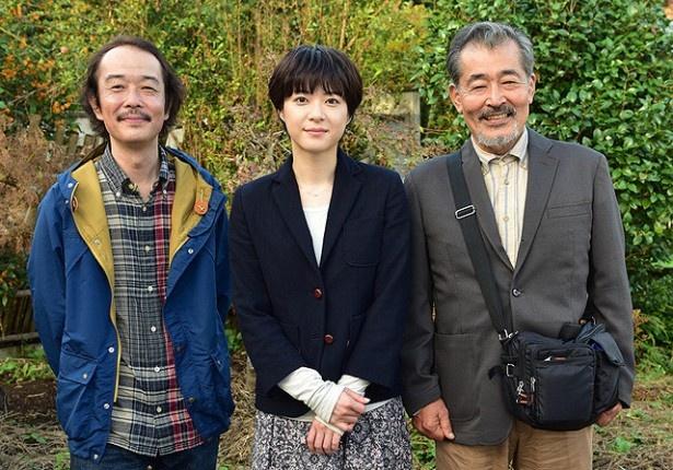 【写真を見る】年を重ねるほどにカッコいい!『お父さんと伊藤さん』でリリー・フランキー&藤竜也と共演を果たした