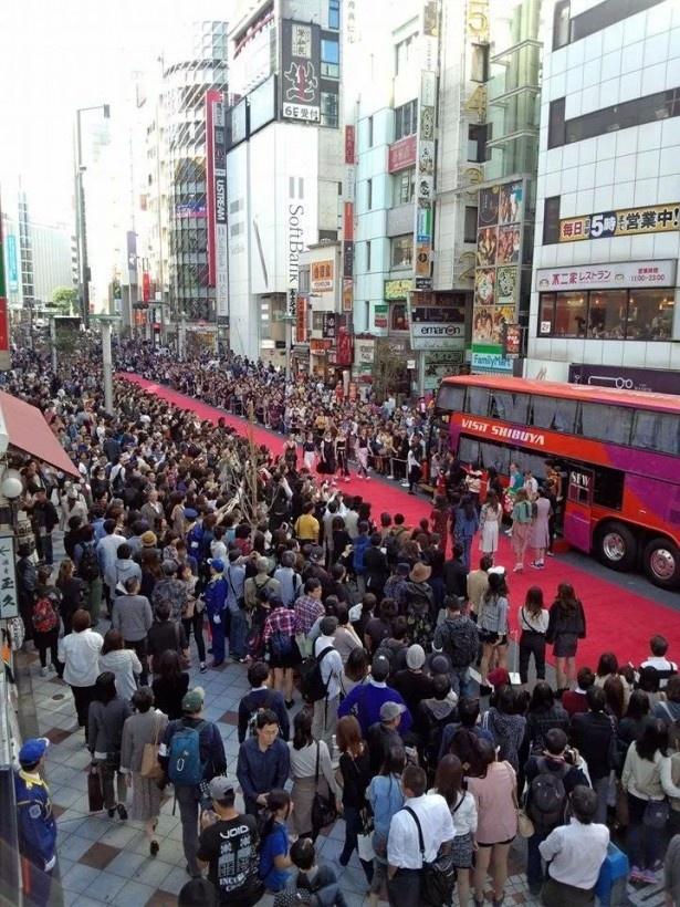 「第6回 渋谷ファッションウイーク」が開催